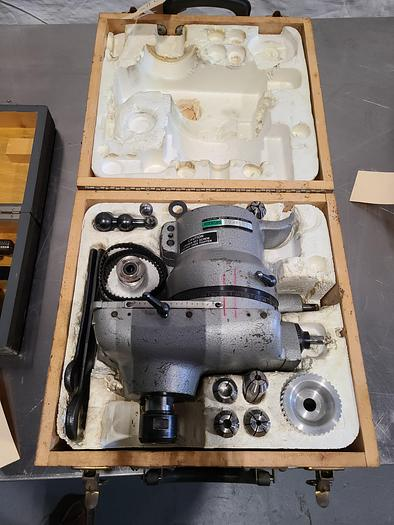 Used Volstro Rotary Milling Head for Milling Machine Excellent Condition