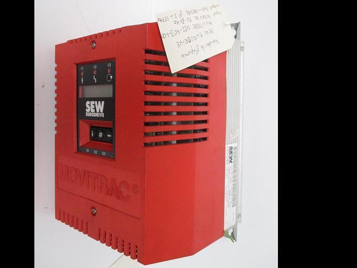 Used SEW EURODRIVE Movitrac 1122-403-1-00