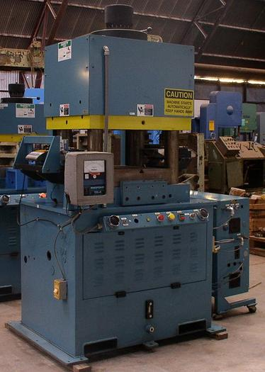 120 Ton PRECO Model 1420 4-Post Down Acting Hydraulic Press;