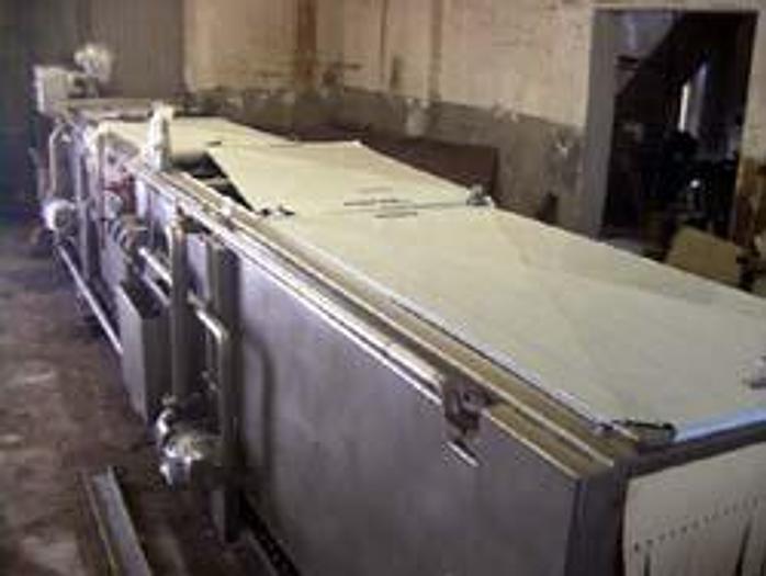 Używane Pasteryzator zanurzeniowo-natryskowy - NIKO