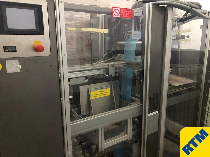 Used AUTOMATIC STRETCHWRAPPER /BANDER