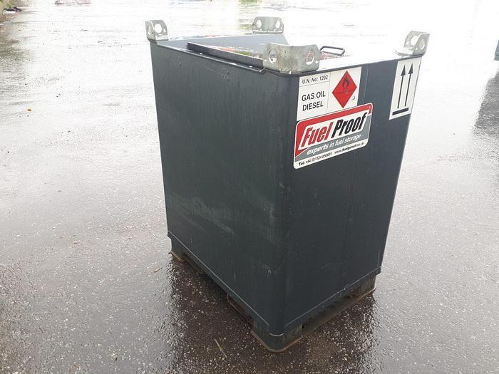 Fuel Proof 500L Fuel Cube