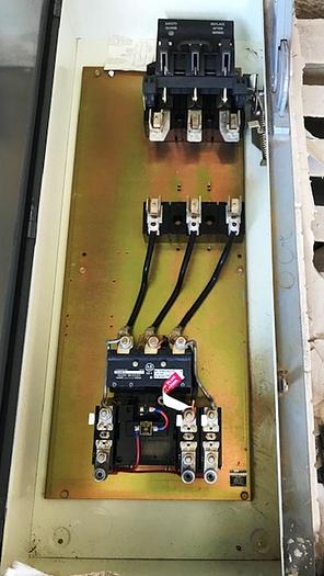 Allen Bradley Combination Fusible Starters 480 Volts, 60 HZ. 712-EAB 27