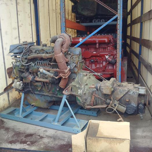 1988 VOLVO TD70 engine and gearbox