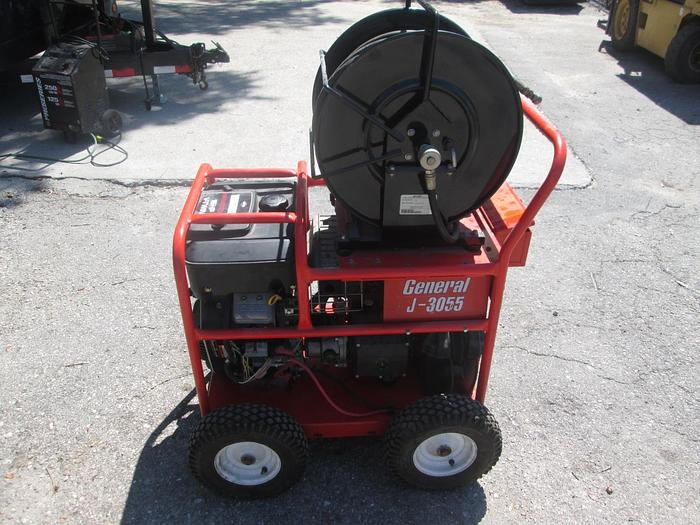 Used General Water Jetter