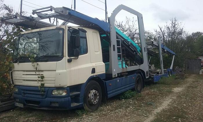 2002 DAF 85 CF 380 MANUAL EURO 3  RHD