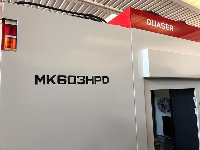 CENTRO ORIZZONTALE QUASER MK603HPD