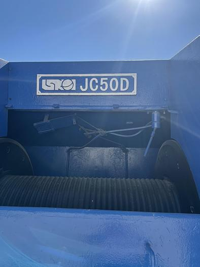 Used JC50D Drawworks in excellent condition.