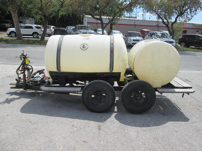 Farm Nurse Tank And Trailer