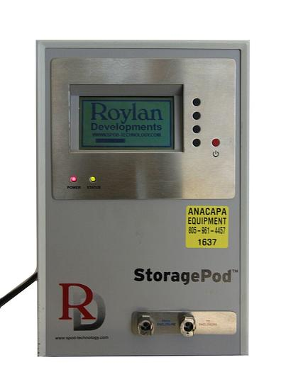 Used Roylan Developments SPOD StoragePod System V2, SPOD0001 StoragePod (1637) W