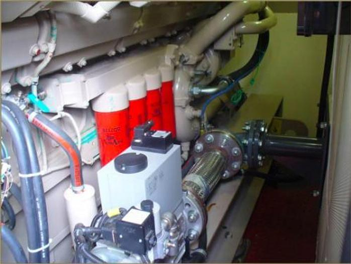 1.4 MW 2014 Used Cummins GSK-60 Natural Gas Generator