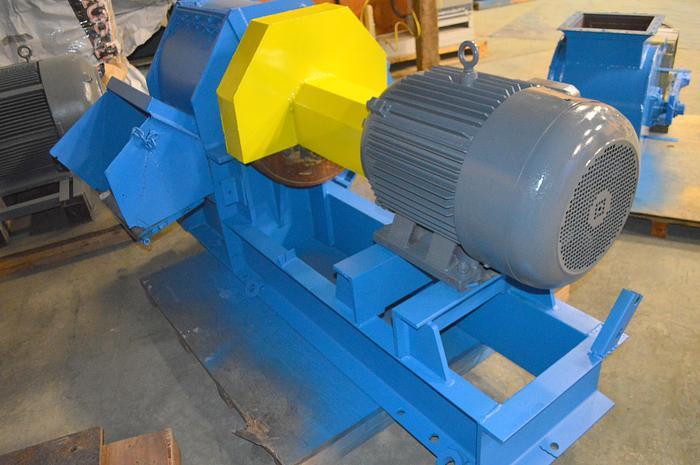 Used Schutte Hammer mill, 60 HP