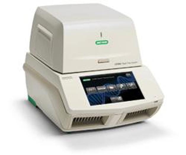 Used BIO-RAD CFX96 Real-Time PCR
