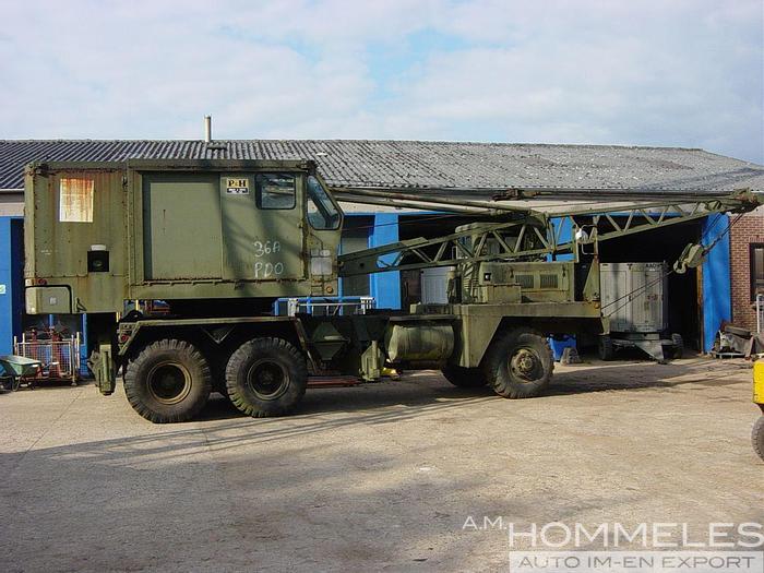 Used P&h m320t2