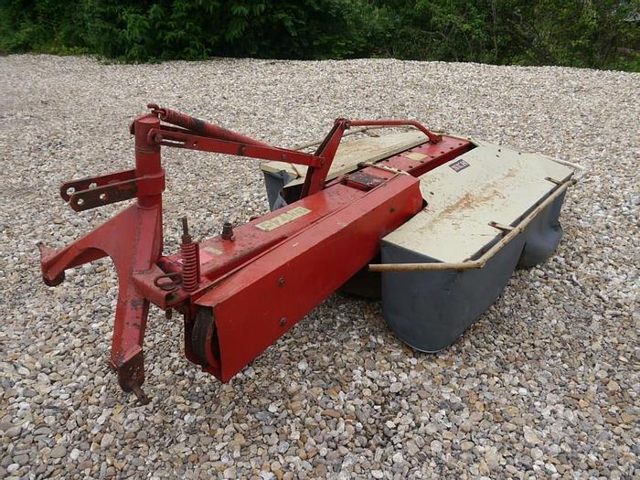 Used PZ CM165 Hay Mower