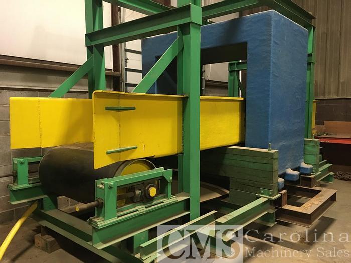 Used MDI CR-85 Whole Log Metal Detector
