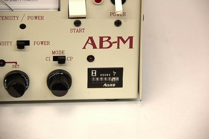 Used AB-M Radiation Power Systems Arc Lamp Power Supply For 350W USED (7336)R