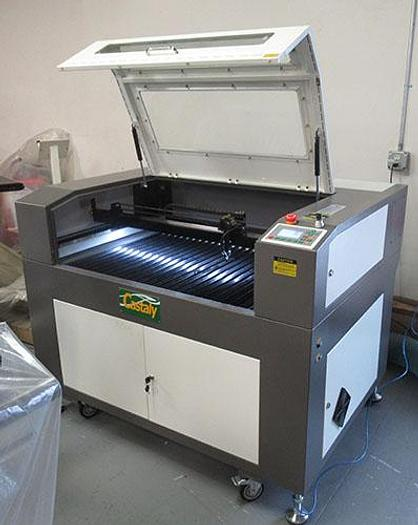 Used Castaly CLC-3624 Engraving/Cutting Laser