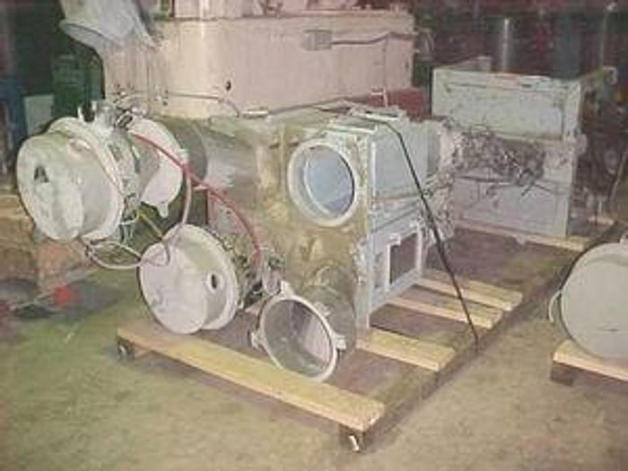 Used Conair 4-Component (Gravicon) Loss & Weight Gravimetric Feeding System
