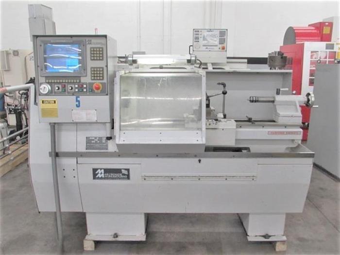 Used 1996 Milltronics T-14