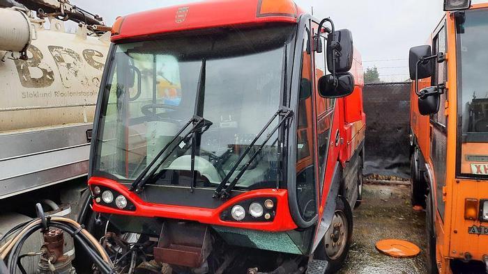 Gebruikt 2008 Johnston CN400