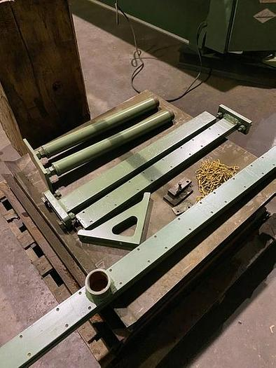"1998 1/4"" x 12' Cincinnati 1812 Mechanical Shear"