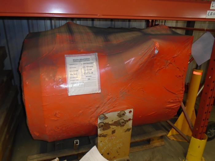 Refurbished Hitachi E12979420 Traction Alternators