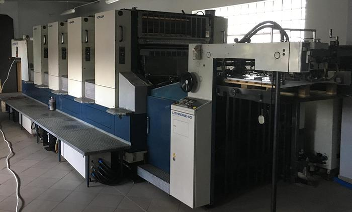 Used Komori L 440