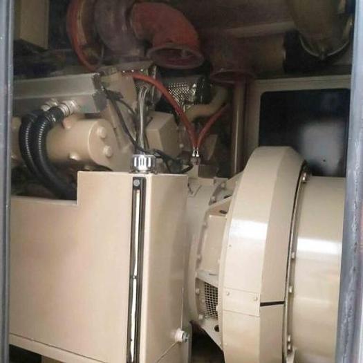 1.1 MW 2009 Usded Cummins QSK60G Natural Gas Generator