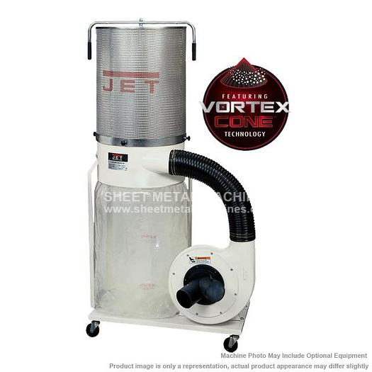 JET DC-1200VX-CK1 Dust Collector 2HP 1PH 230V 2-Micron Canister Kit 710702K