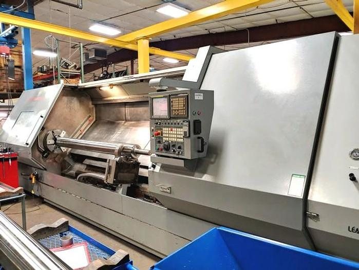 2007 LEADWELL LTC-50BXXL CNC TURNING CENTER 33.46 X 157