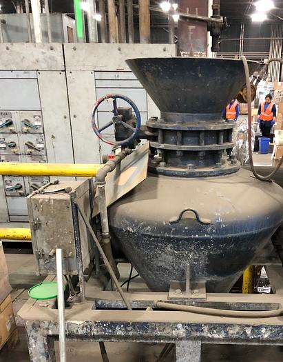 Used RFI REFRACTORY MIXER
