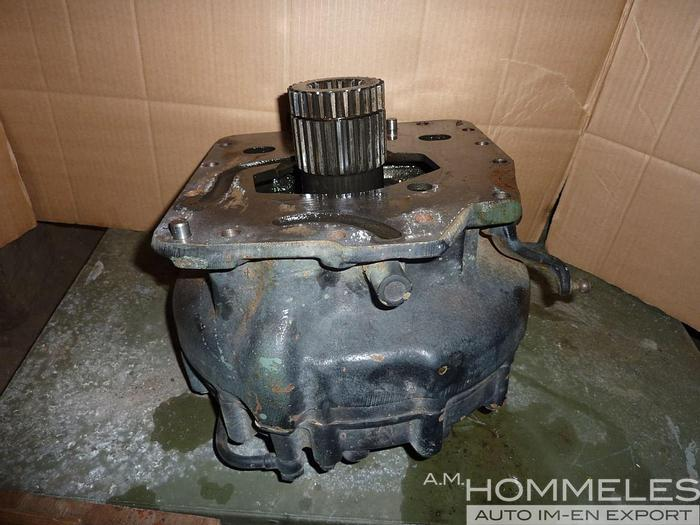 Used Unimor reduction gearbox