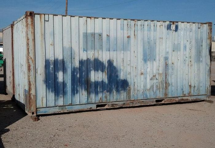 Used 20' Conex Shipping/Storage Container