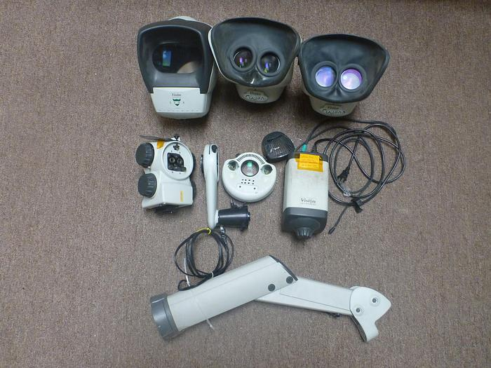 Vision Engineering Lynx, Mantis, Cobra PCB Inspection Machines