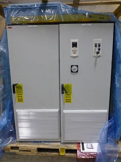 Used ABB DRIVE SYSTEM ACS880 (UNUSED NEW SURPLUS) MANUFACTURED 2018 SECTION 3 OF 4