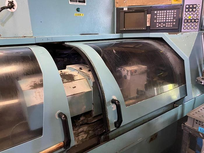 Used 2001 Studer S30 Lean Pro CNC ID/OD Cylindrical Grinder