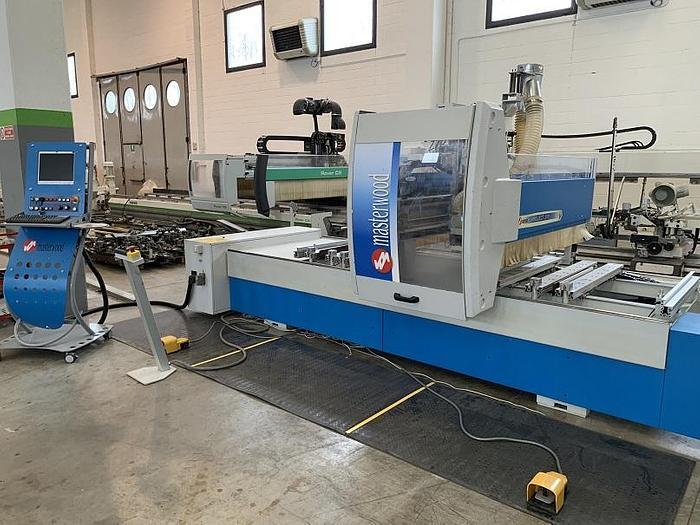 MEA008 2008 Masterwood Project 315 Centro di lavoro