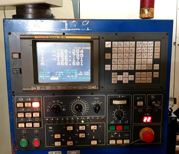 Johnford SV-45H Vertical Machining Center
