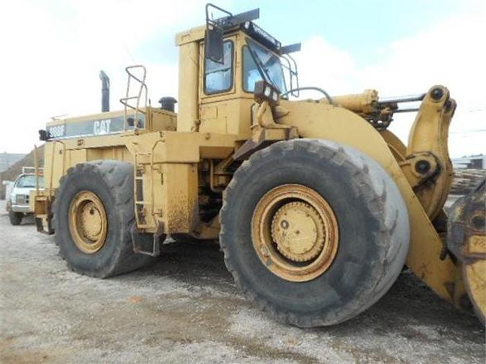 Used 1996 CATERPILLAR 988F II