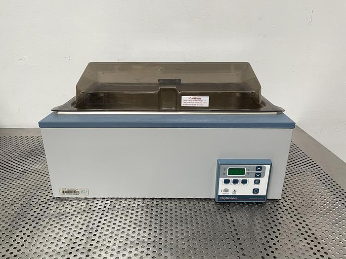 Used PolyScience WD20A11B 85C Water Bath 20 Liter 120V