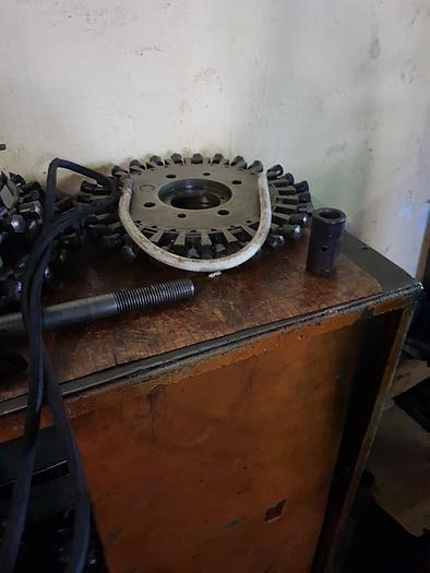 1980 Gleason 650 Hypoid Spiral Bevel Gear Generator