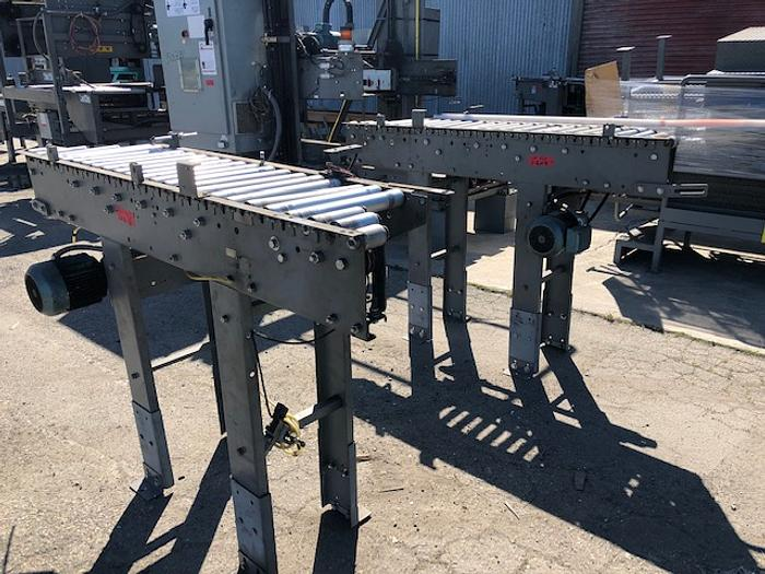 2004 Whallon  Y-Infeed Case Palletizer