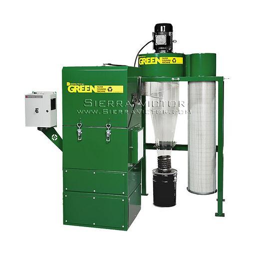 DIVERSI-TECH Green Filter Cleaning Machine GFCM