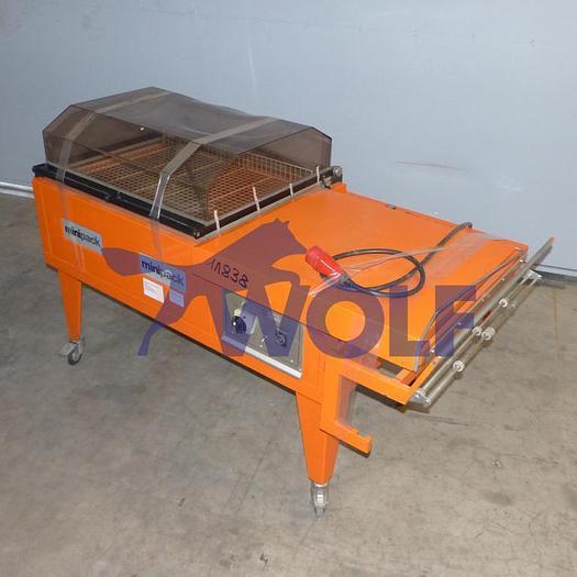Gebraucht Hauben-Schrumpfmaschine MINIPACK