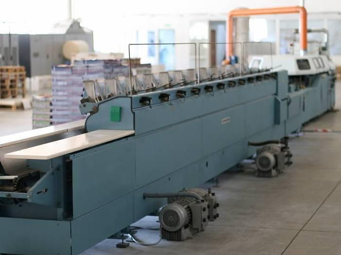 Used Crosland B1 platen die-cutting (unkn.)