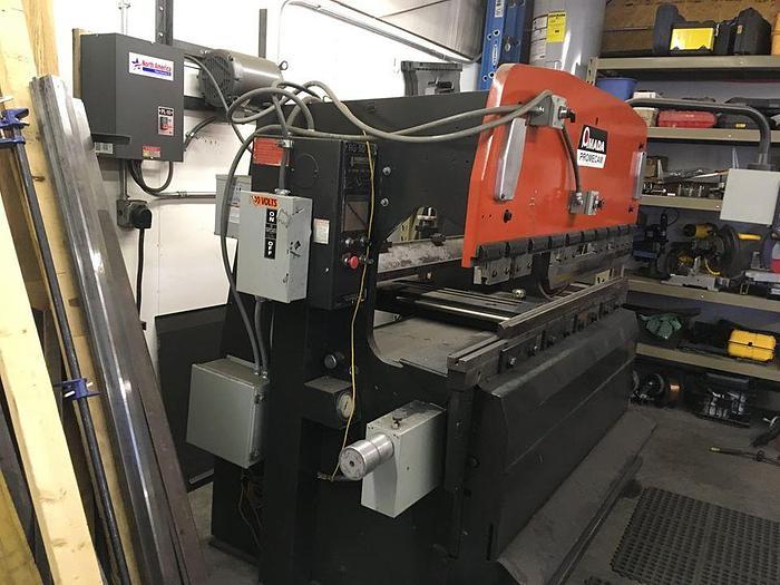 1993 88 Ton Amada RG-50 CNC Press Brake