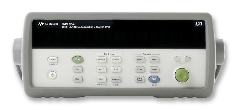 Used Agilent Technologies (HP) HP 34972A