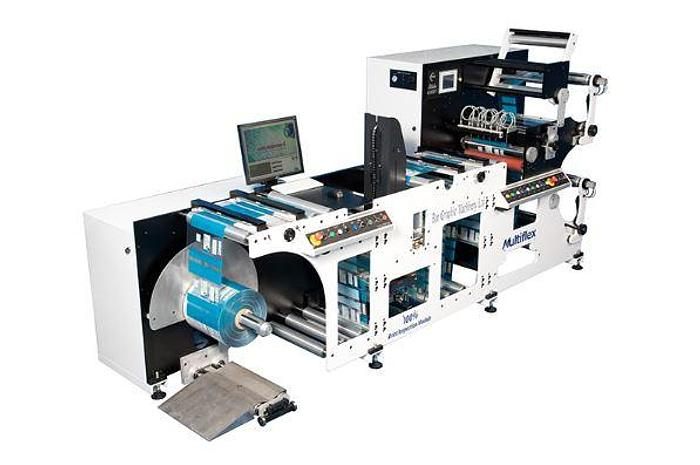 BGM Elite 450 / 550 Multiflex Mutliple Substrate Inspection Slitter Rewinders