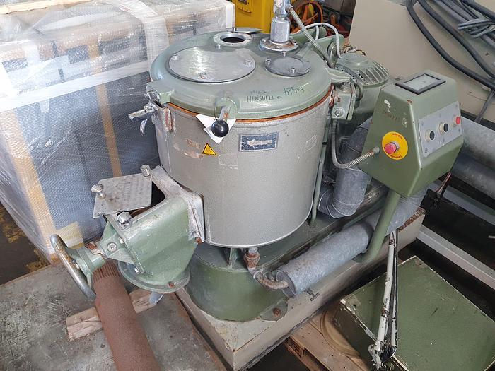 Used Henschel FM75 High speed mixer